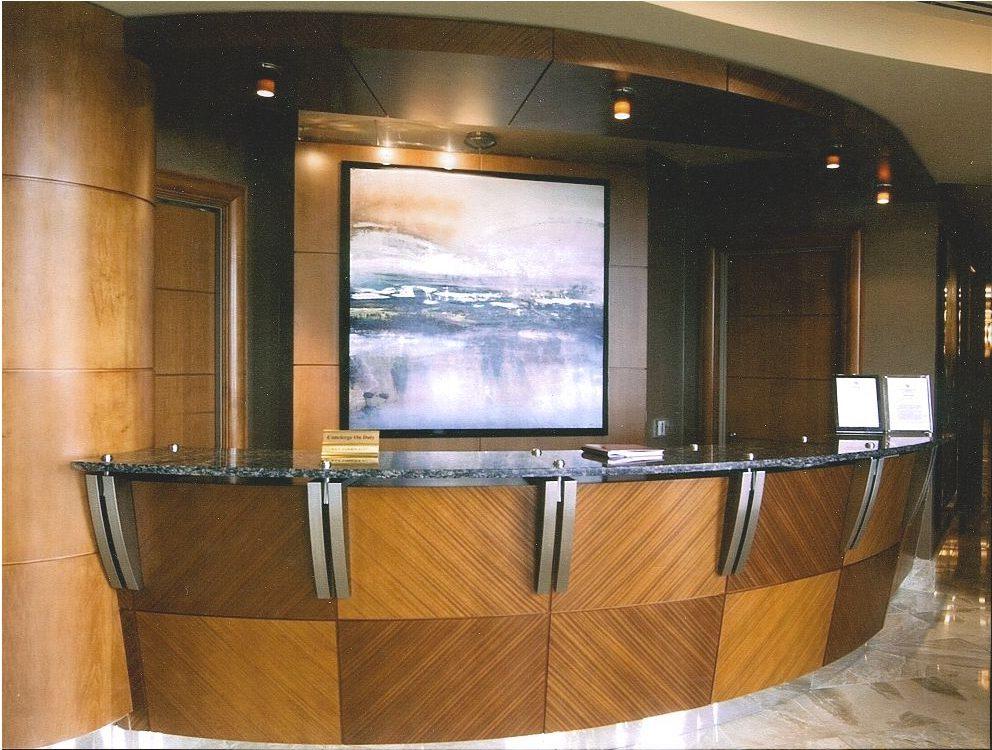 Curved-Wood-Reception-Desk