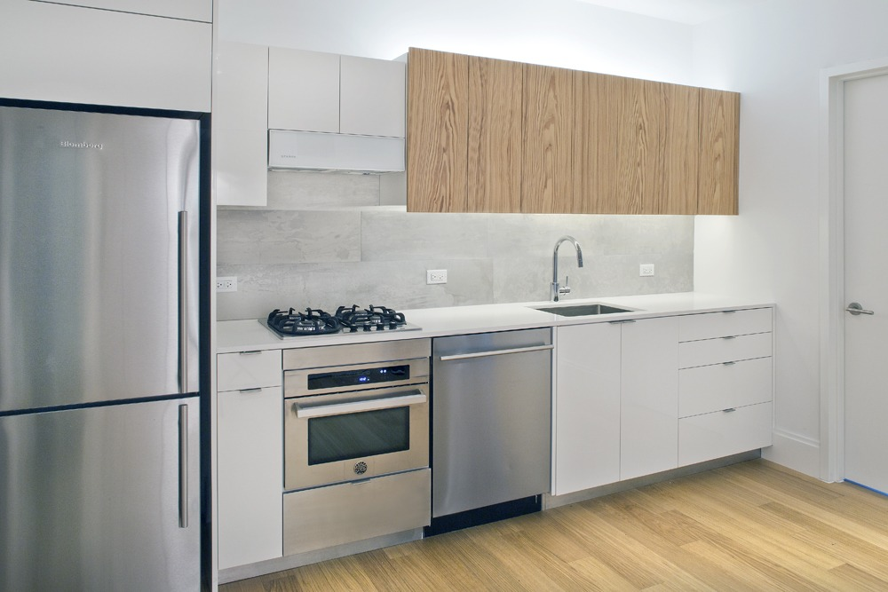 Custom Kitchen Upper West Side