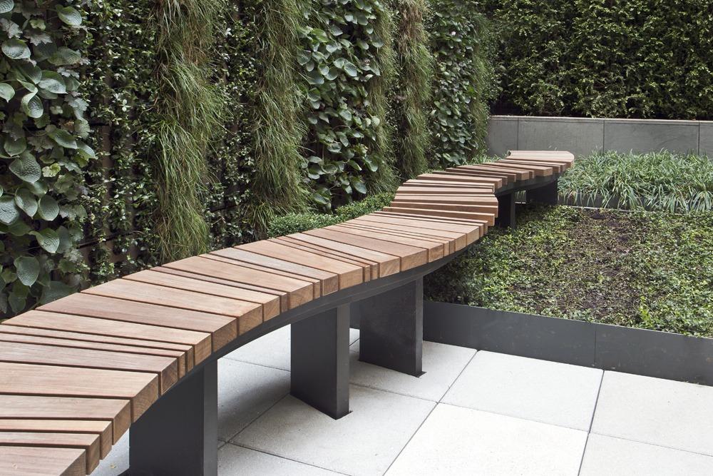 Custom Millwork Bench