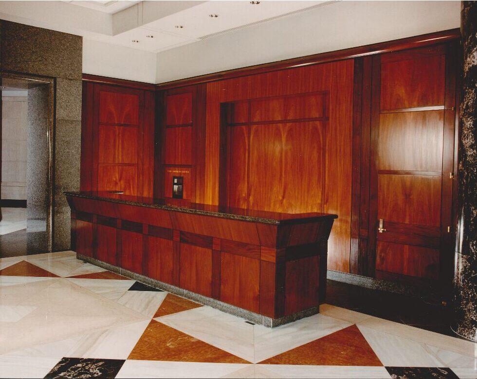 Mahogany-Reception-desk