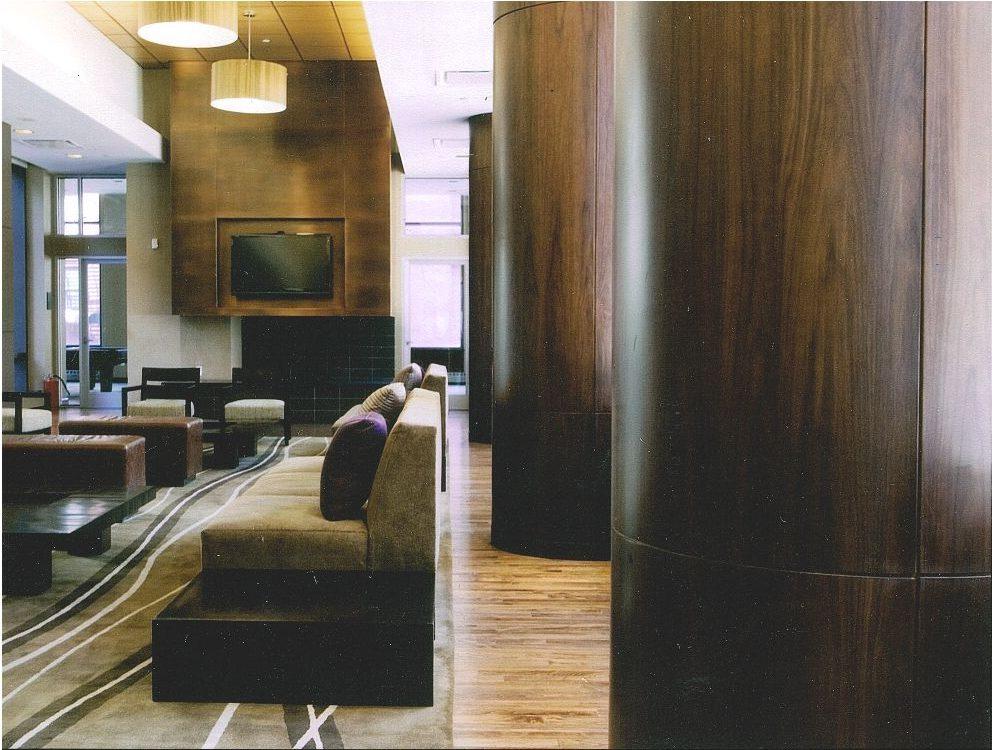Wood-paneled-Columns