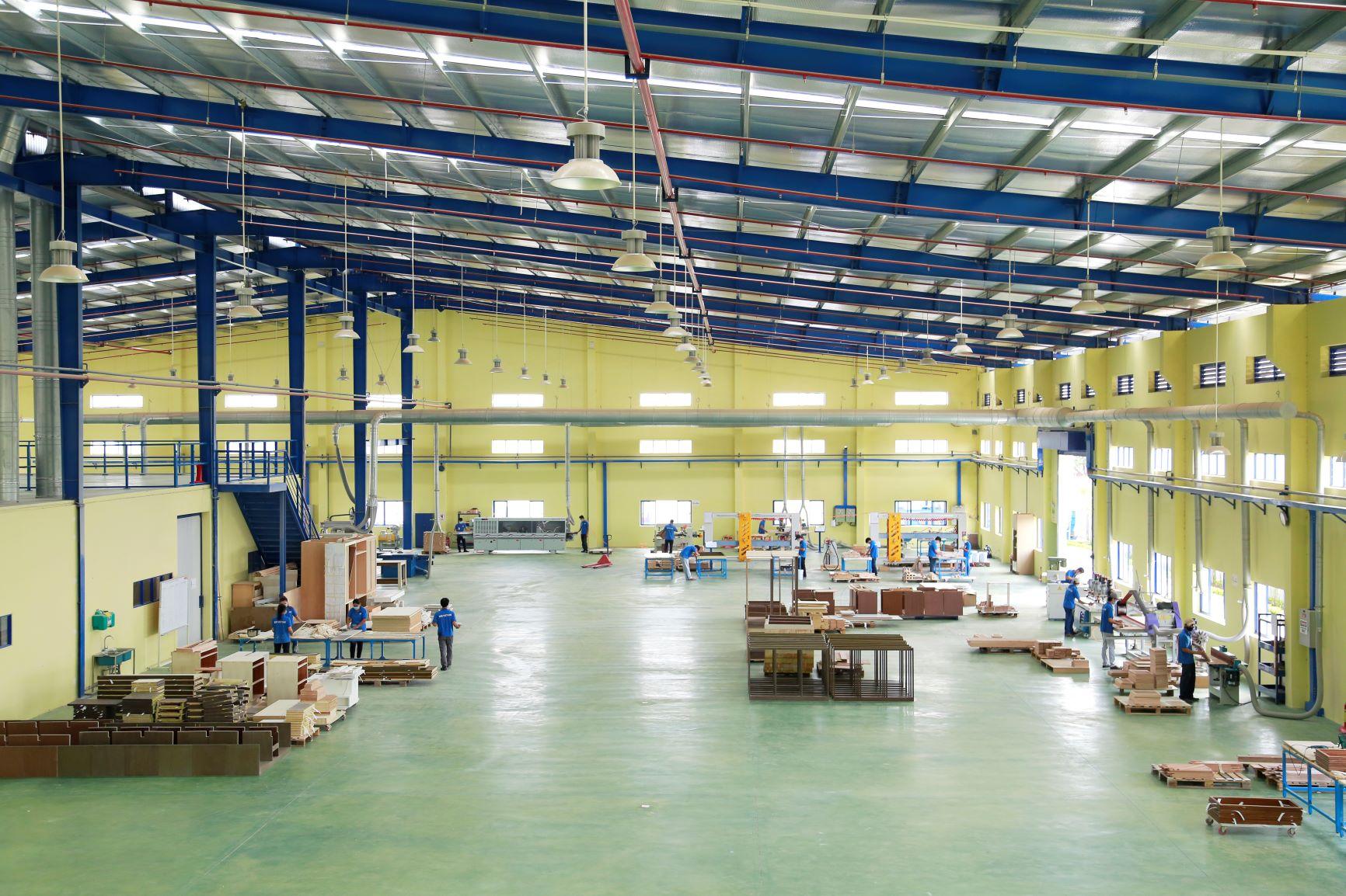 millwork factory