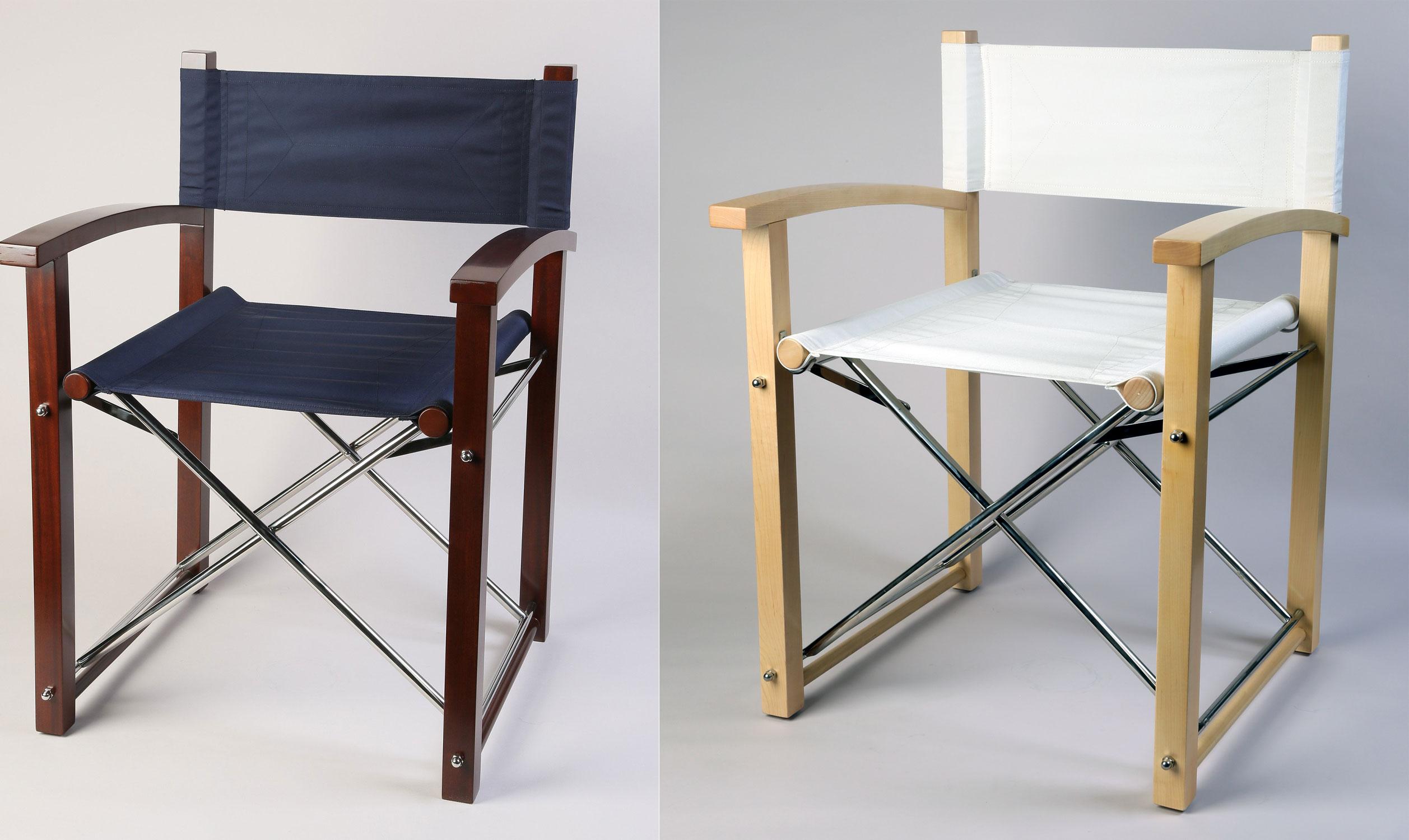 Folding Director's Chair